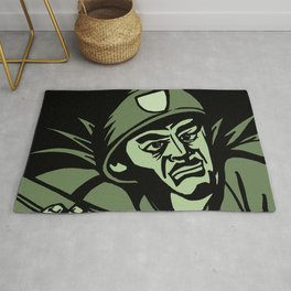 This is my Weapon Rug