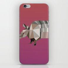 Geometric Armadillo iPhone & iPod Skin