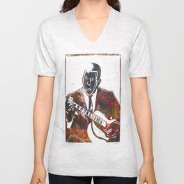 Muddy Waters 2/3 Unisex V-Neck