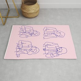dance with me Rug