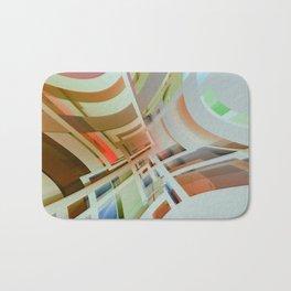 Abstract Composition 574 Bath Mat