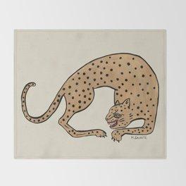 Cheetah Decke