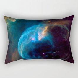 NGC 7635 Bubble Nebula Rectangular Pillow