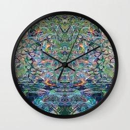 Mind Bender Wall Clock
