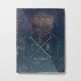 legrandblond - first teaser  Metal Print
