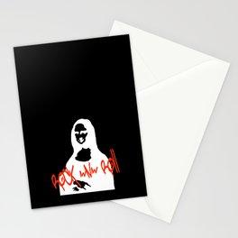 Mona Rock Stationery Cards