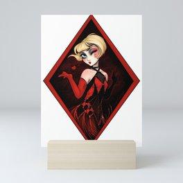 20s Fashun M Mini Art Print