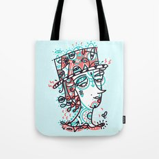 Landlord of the heart Tote Bag