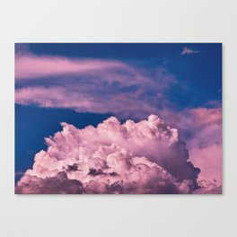 Cloud 12 Canvas Print