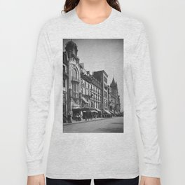 Tremont Street, Boston. 1906 Long Sleeve T-shirt