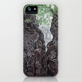 Garden of Prayer iPhone Case