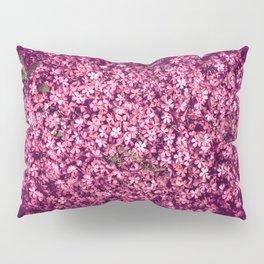 Pretty Pink Flowers Pillow Sham