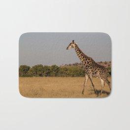Giraffe I Bath Mat