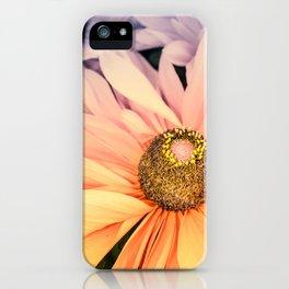 Pastel Bloom iPhone Case