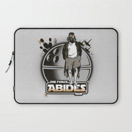 The Force Abides Laptop Sleeve