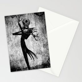 Jack Art Style Stationery Cards