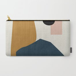 Shape study #1 - Lola Collection Carry-All Pouch