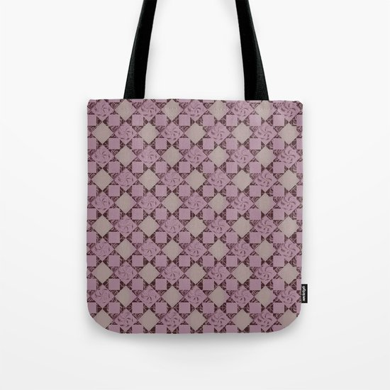 pattern (pale pink#2) Tote Bag