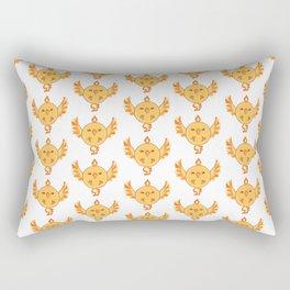 Legendary birbs - Moltres Rectangular Pillow