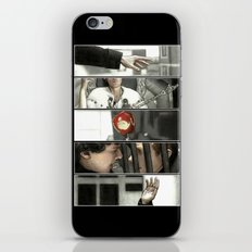 The Reichenbach Fall iPhone & iPod Skin
