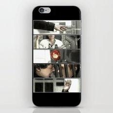 The Reichenbach Fall iPhone & iPod Skin