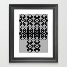 All-Seeing Eyes Framed Art Print