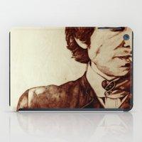 bob dylan iPad Cases featuring Bob Dylan by Farinaz K.