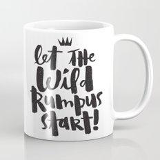 WILD RUMPUS Mug