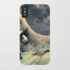 After the rain iPhone X Slim Case