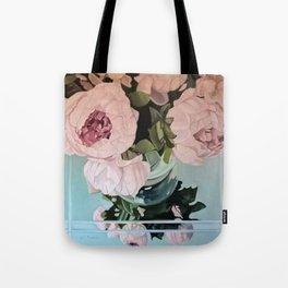 Peonies Tote Bag