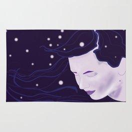 Goddess of Night Rug