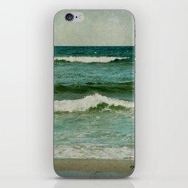 emerald iPhone Skin
