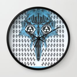 aliephant Wall Clock