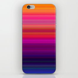 In Motion iPhone Skin