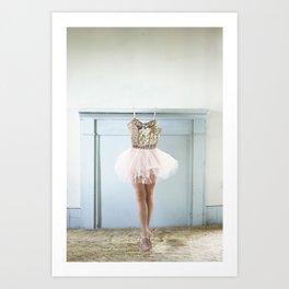 Dance Away  Art Print