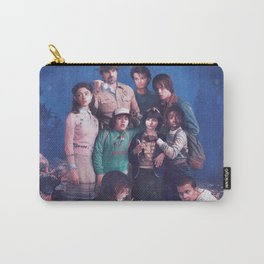 poster stranger thing Carry-All Pouch