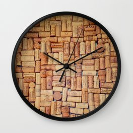 LoveWine Wall Clock
