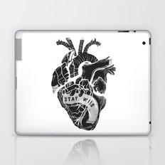 Heart (stay wild) Laptop & iPad Skin