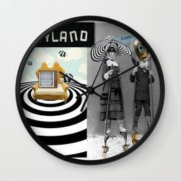 _PLAYLAND Wall Clock