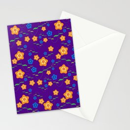 Floral-007a Stationery Cards