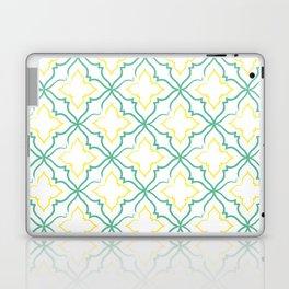 Alhambra Tile Pattern Laptop & iPad Skin