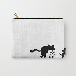 The Endless Cat and Mouse Chase Carry-All Pouch