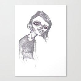 """Nura"" Canvas Print"
