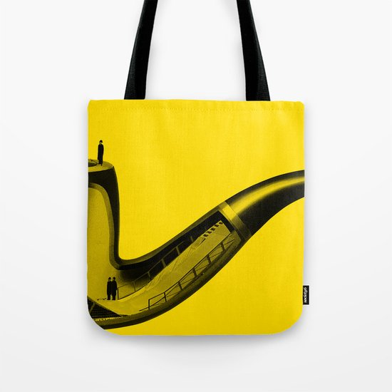 Half Pipe Tote Bag