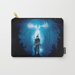 Prongs will Ride Carry-All Pouch