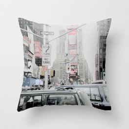 NEW YORK 2 Throw Pillow