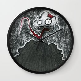 Lobotomized Licker Wall Clock