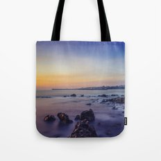 Sunset by the Sea Tote Bag