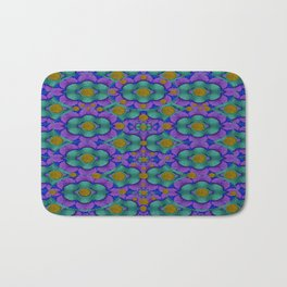 Your inner place filled of peace and poetry Bath Mat