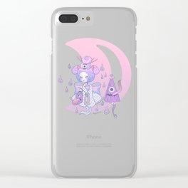 Lovey Lolita Yokai Clear iPhone Case